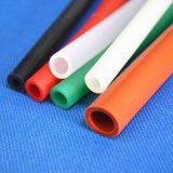 Résistance colorée de température élevée de boyau en caoutchouc de silicones