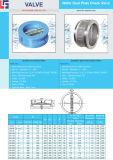 고품질 웨이퍼 역행 방지판 DIN ANSI 기준