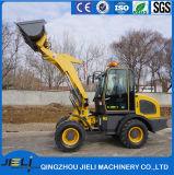De zware Lader van het Wiel van Kubota van de Machines van de Lading van de Vrachtwagen MiniZl15 met Ce