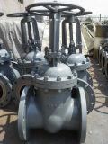 Aço vazado Wcb Py25 DN250 GOST válvula gaveta