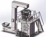 ペットフードのための裏側のシーリングパッキング機械
