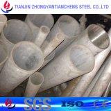 904L/DIN 1.4539 Seamless tubo/tubo de acero inoxidable de alta calidad