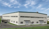 プレハブの軽い鉄骨構造の研修会の工業ビル(KXD-93)