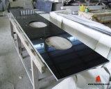 Совершенно Countertop гранита Shanxi черный для кухни и ванной комнаты