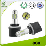 Bulbo do diodo emissor de luz do carro do poder superior H1 80W