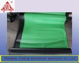 Membrane imperméable à l'eau auto-adhésive modifiée de bitume pour la toiture