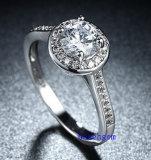 Кольца горячего Zirconia Jewelry- надувательства кубического латунные (R0820)