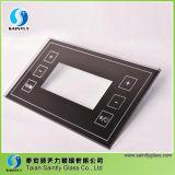 стекло печатание 4mm толщиное переднее Tempered керамическое