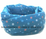 Custom Made Logo Printed UV Protection Tubes Seamless Multifunctional Bandanna Headband