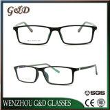Het populaire Optische Frame T6011 van het Oogglas van Eyewear van de Glazen van het Ontwerp van de Manier Tr90