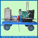Bomba ultra de alta presión industrial de la arandela de la limpieza del tubo del tubo
