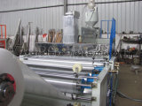 Pintura azul buena calidad de dos capas de la película de la burbuja de aire que hace la máquina