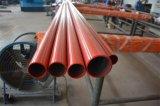 Tubo d'acciaio verniciato rosso di ASTM A135 Sch10 con il certificato dell'UL