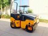 2 톤 가득 차있는 유압 진동하는 도로 쓰레기 압축 분쇄기 (JM802H)