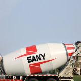 Sany Sy204c-6 4м3 4 кубических метров малых конкретных погрузчик микшером для продажи в Индии