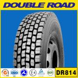 Caminhão do teste padrão do bloco de Doubleroad 12r22.5 e pneumático populares do barramento (pneu de TBR) da fábrica Maxxis do pneumático de China