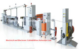 Máquina elétrica e eletrônica de extrusão de cabos de linha de produção de fio de cabo