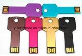 Disco da memória U do USB 2.0 da movimentação da pena do flash da vara da memória da movimentação do USB do metal da movimentação do flash do USB do OEM