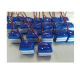 alimentation électrique 3,7 V 300mAh Batterie Li-polymère