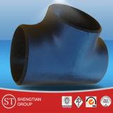 Instalación de tuberías de acero del reductor del Ecc