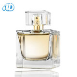 Ad-P434, cristal transparente de la plaza de la Botella de Perfume 100ml