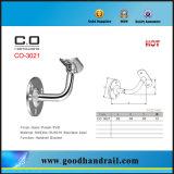 Steel di acciaio inossidabile Adjustable Hanrail Bracket per Railing (CO-3021)