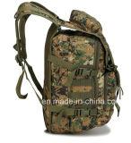 600d Molle Táctico de camuflaje militar de marcha Deportes Bolsa de viaje mochilas