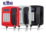 Wasserdichtes Notruftelefon-robustes Telefon des Telefon-Knsp-18