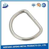 De aangepaste Gesmede Ring D van het Metaal van het Roestvrij staal Zink
