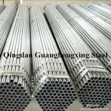 Q195-Q235, Hot DIP Galvanizado, Tubo de aço