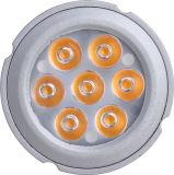Farol de energia LED GU10-7X1W 7SMD 2835W 480lm AC175~265V