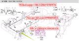 Светильник Lrtd-24V 4130000213 запасных частей затяжелителя колеса Sdlg LG933 LG936 LG938 задний