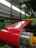 Цвет Tdc53D+Az30-80 PPGL покрыл катушку Galvalume стальную