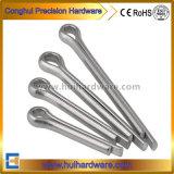 DIN94 Aço Inoxidável 304 dividir os contrapinos / Pinos de Engate