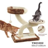 Kat Scratching Tree, 2015cat Toy (YS83282)