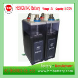 Bateria Ni-CD aprovada da bateria recarregável de bateria de cádmio niquelar IEC60623