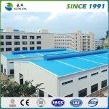 Estrutura de aço pré-fabricados de projeto da China armazém com certificação CE