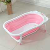 Neues Modell-nach Maß faltbare Baby-Badewanne