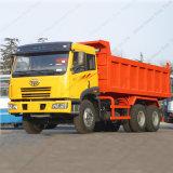 저가를 가진 FAW J5m 280HP 6X4 무거운 덤프 또는 쓰레기꾼 트럭