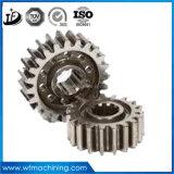 OEM personalizados de alta precisión engranajes rectos de mecanizado con Torno CNC
