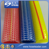 Belüftung-flexible Faser gestrickter verstärkter Wasser-Bewässerung-Garten-Schlauch
