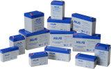 12V7ah VRLA AGM Batterie de stockage d'acide à plomb scellée pour UPS