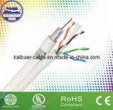 RG6 통신 LAN 케이블 및 동축 / 샴 케이블