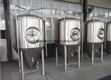 ステンレス鋼円錐ビール発酵タンク