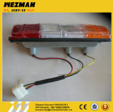 Sdlg LG933 LG936 LG938 바퀴 로더 예비 품목 후방 램프 Lrtd-24V 4130000213