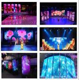 P6 Volledige Vouwbare LEIDEN van de Kleur VideoGordijn