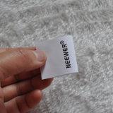 Impression des étiquettes pour vêtements pliés/Vêtements