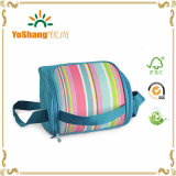 Foil en aluminium Cooler Bag, Insulated Bag pour Frozen Food, Freezable Lunch Bag