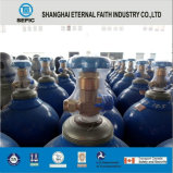 El hidrógeno del oxígeno de latón de la válvula del cilindro de gas argón, helio (QF/CGA)