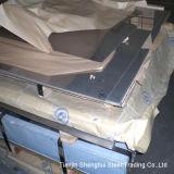 Холодным профессиональным свернутая изготовлением плита нержавеющей стали (304, 304L, 316, 316L, 321, 904L)